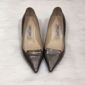 Jimmy Choo Allure Patent Leather Pump